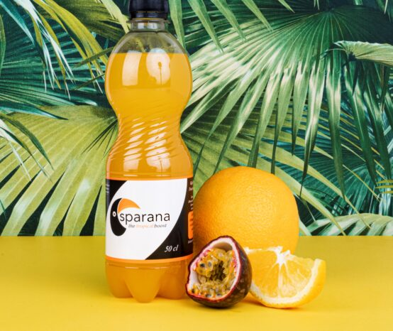 Sparana: Der neue walliser Softdrink