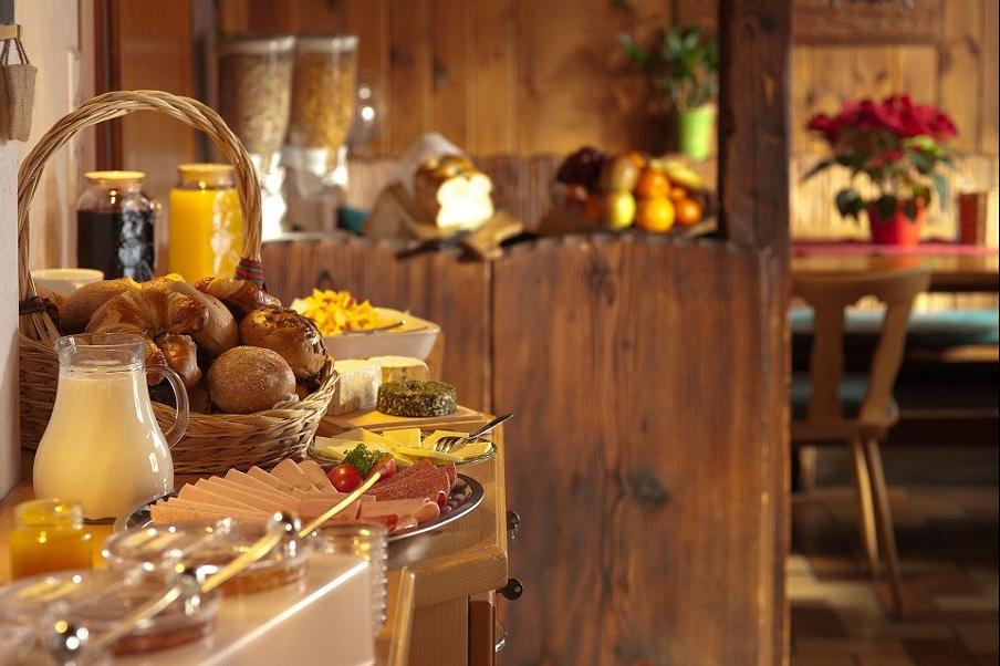 Frühstück, Frühstücksbuffet, Lebensmittel, Restaurant