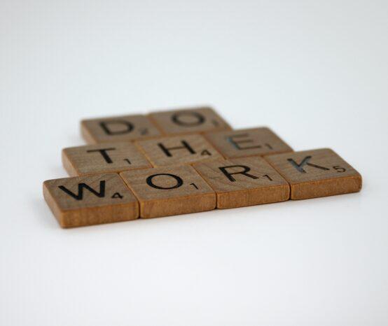 Do the Work – Das Buch gegen den eigenen Widerstand