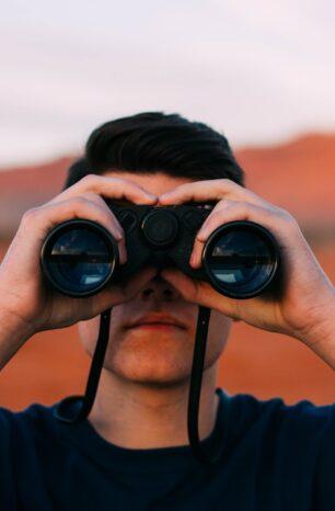 Beobachten, oder beobachtet werden